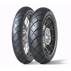 Llanta Doble Proposito Dunlop 150/70 Zr 17 Tr91 Trailmax