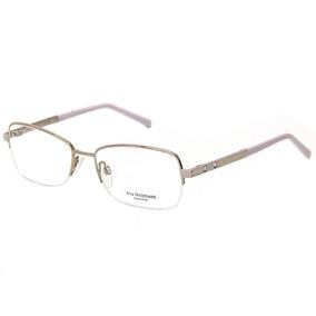 f232a89c01ff0 Oculos Ana Hickman Rosa - Óculos no Mercado Livre Brasil