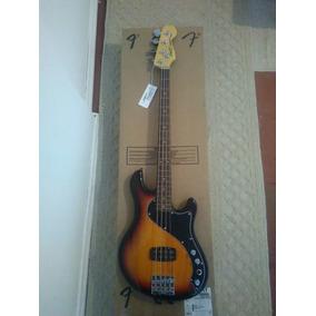 Nuevo Squier Fender Dimension 4. Deluxe Bass Activo