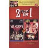 Dvd 48 Horas Partes 1 E 2 - Nick Nolte . Eddie Murphy