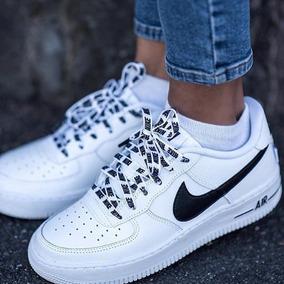 *+* Zapatillas En Línea/ Nike Air Force One/ Para Mujer *+*