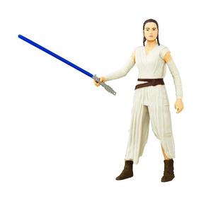 Boneco Star Wars 15cm Ep.vii - Rey (starkiller Base) B9891