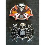 Air Guitar Rocker Hebillas De Juego Guitar Hero