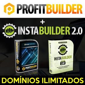 Wp Profit Builder 2.4.6 + Instabuilder 2.1.9 - Atualizados