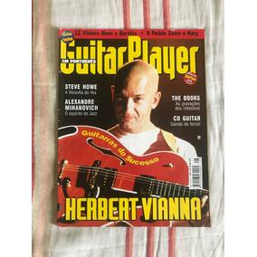 Revista Guitar Player N°28 Herbert Vianna - Maio De 1998