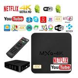 Convertidor Smart Tv Convertir Tv Box Android Control Envió