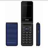 Celular Simples Barato Flip Blu Ipro V7 Mp3 Dual Sim Idosos
