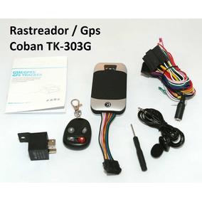 Rastreador Tk 303g + Chip De Dados