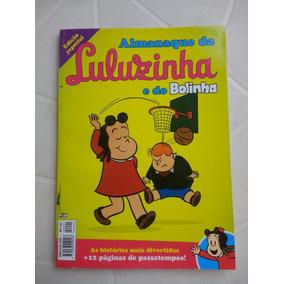 Almanaque Da Luluzinha E Do Bolinha Nº 1 -editora Pixel 2011