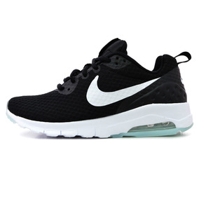 reputable site c20f0 79cee Zapatillas Nike Air Max Motion Negro Mujer