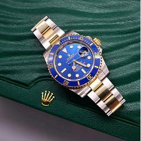 ac7b9f10fde Relogio Marca Rolex Submariner Vedado - Relógios no Mercado Livre Brasil