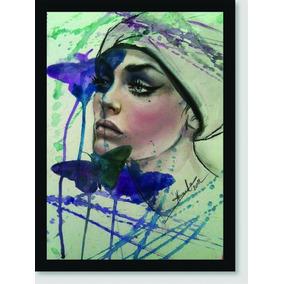 598845e8f Tela Para Pintura A3 - Artesanato no Mercado Livre Brasil