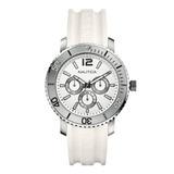 Reloj Nautica N15583g Hombre Blanco - Relojes en Mercado Libre Colombia 671cc3a66e97
