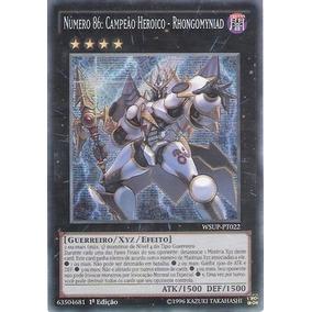Number 86: Heroic Champion - Rhongomyniad Golduels