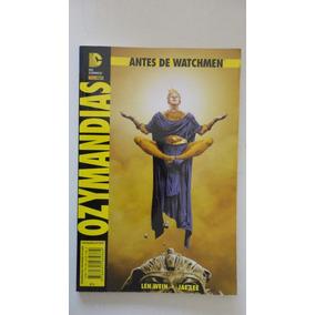 Antes De Watchmen Ozymandias