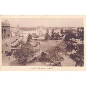 Argentina - Plaza 25 De Mayo - Santa Fé - 01021840