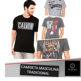 0164bcdcc98e6 Kit C 15 Camisas Masculinas Varias Marcas- Promoção