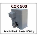 Kit Motor Corredizo Recto, 500 Kg. Actelsa. Confiable. Jujuy