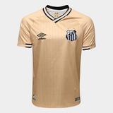 Camisa Santos Dourada - Camisa Santos Masculina no Mercado Livre Brasil 2a7a16a1cf61e