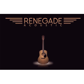 Indiginus Renegade Acoustic Guitar - Kontakt