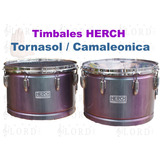 Timbales Herch Tipo Lp