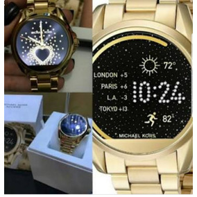 Relógio Michael Kors Access Touch Screen Smartwatch