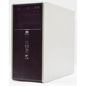 Computador Hp Compaq Amd 2gb Ram 80gb Hd