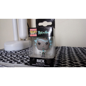 Chaveiro Funko Pop! - Rick E Morty - Rick