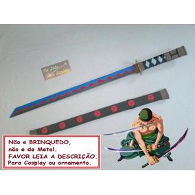 Espada Meito Shusui Do Zoro De One Piece