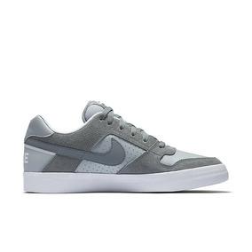 0757c14fbe4ce Tenis Nike Sb Delta Force Vulc Gris Plata 25.5-28.5 Original