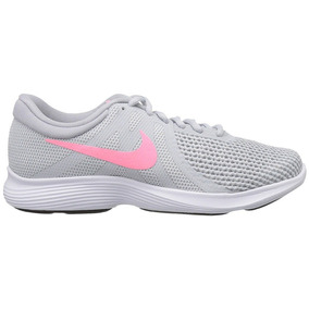 818e8b1762f8a Zapatillas Nike Gris Mujer - Zapatillas en Mercado Libre Perú