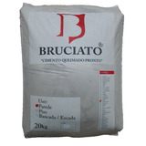 Cimento Queimado Pronto 20kg Rende 4,5m²