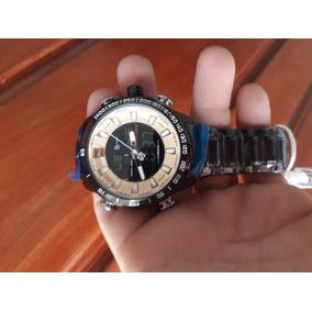 Relógio Naviforce Preto Importado