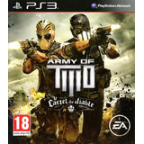 Army Of Two The Devils Cartel Ps3 Juego Digital