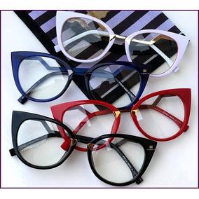 e9353c1a7e3dd Óculos De Grau Fendi Ff018 Retrô - Vintage - Clássico  2997