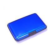 Carteira Case Luxo Porta Cartão De Crédito Débito Unissex