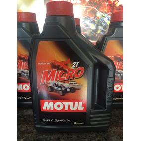 Motul Micro 2t 100% Sintético - 2l