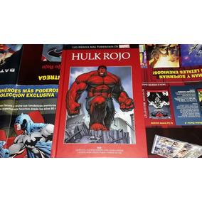 Nº 64 Hulk Rojo Coleccion Salvat Héroes Marvel-0831540064