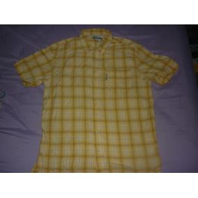 0d3b4119d7 Camisa Columbia Hombre - Camisas de Hombre Amarillo en Mercado Libre ...