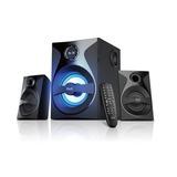 Sistema De Sonido Bluetooth 56w Klip Xtreme Kws-640 Negro