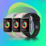 Apple Watch Serie 3 42mm Difiere Con Tarjeta Hasta 24 Meses