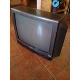 Televisor Sanyo 21 Pulgadas Con Control