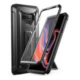 Case Galaxy S10 Plus Note 9 8 S9 S8 Protector 360° Con Apoyo