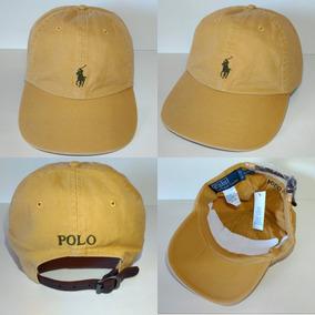 Boné Polo Original Ralph Lauren Pony Fita De Couro Promoção! R  229 90 469fb9219ac