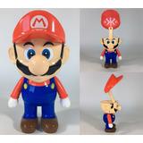 Lampara Led Recargable Super Mario Bros Nintendo Mesa Noche