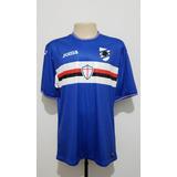 Camisa Oficial Sampdoria Itália 2015 Home Joma Tam Ggg Xxl 32867868b4979