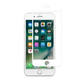 Vidrio Temoplado Iphone 6 Plus 6s Plus 7 Plus Moshi Blanca