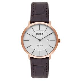db940d7adb5 Pulseira De Couro Para Relógio Masculino Orient - Relógios De Pulso ...