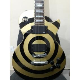 Guitarra Replica Gibson Zakk Wylde