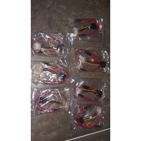 Cable De Datos Sata Con Cable De Poder A Sata Dvd Disco Duro